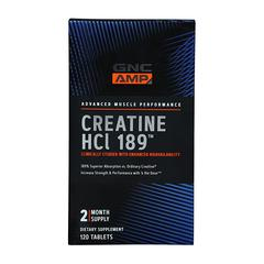 GNC Amplified Creatine-189 Tablets 120's