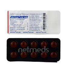 Zeptol CR 200mg Tablet 10'S