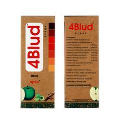 4Blud Syrup 200ml