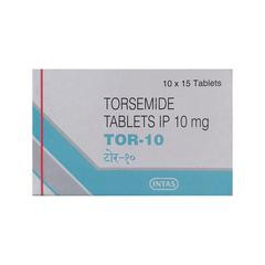 TOR 10mg Tablet 15'S