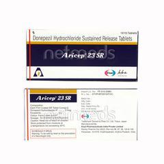 Aricep SR 23mg Tablet 10'S