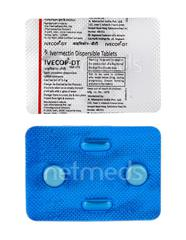 Ivecop DT 3mg Tablet 2'S