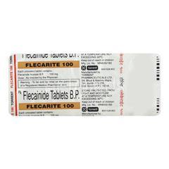 Flecarite 100mg Tablet 10'S