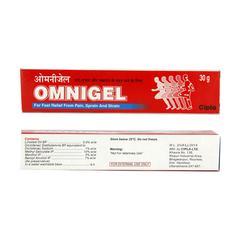 Omnigel Gel(Topical) 30gm