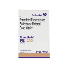 Combihale FB CFC free 200 Inhaler 120MD