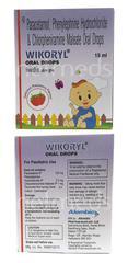 Wikoryl Oral Drops 15ml