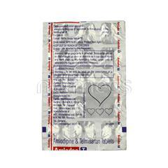 Amlodac T Tablet 15'S