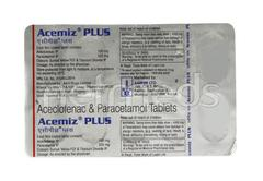 Acemiz Plus Tablet 10'S