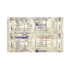 Lactogut Capsule 10'S