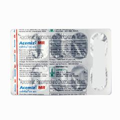 Acemiz MR Tablet 10'S