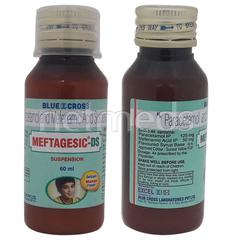 Meftagesic DS Suspension 60ml