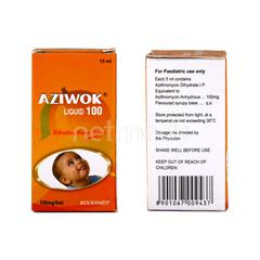 Aziwok 100mg Liquid 15ml