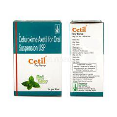 Cetil Dry Syrup 30ml