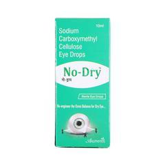 NO Dry Eye Drops 10ml