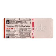 Cilacar C Tablet 10'S