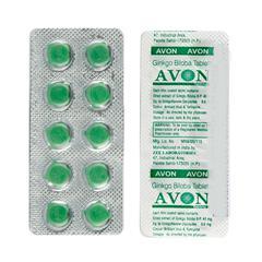 Avon 40mg Tablet 10'S