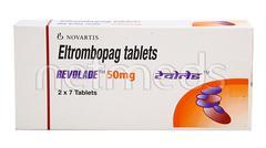 Revolade 50mg Tablet 7'S