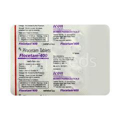 Flocetam 400mg Tablet 10'S