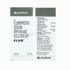 Flur Ophthalmic Solution 10ml