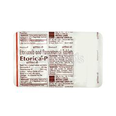Etorica P Tablet 10'S