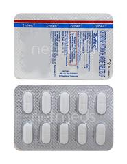 Zyrtec 10mg Tablet 10'S