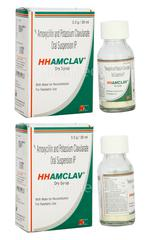 Hhamclav Dry Syrup 30ml