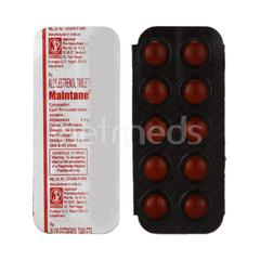 Maintane Tablet 10'S