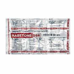 Rabetone DSR Capsule 10'S
