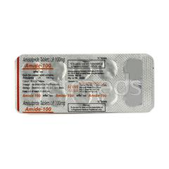 Amide 100mg Tablet 10'S
