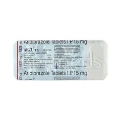 Arzu 15mg Tablet 10'S