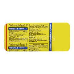 Folitrax 7.5mg Tablet 10'S