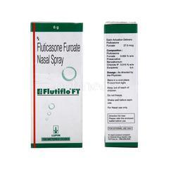 Flutiflo FT Nasal Spray 120Md