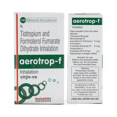 Aerotrop F Inhaler 180Md