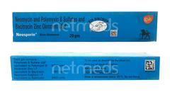 Neosporin Ointment 20gm