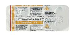 Atosta 10mg Tablet 10'S