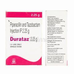 Durataz 2.25gm Injection 1's