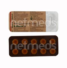 Sterio 8mg Tablet 10'S