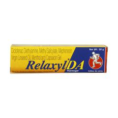 Relaxyl DA Thermogel 30gm