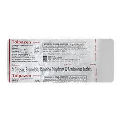 Tolpazen Tablet 10'S