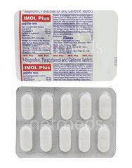 Imol Plus Tablet 10'S