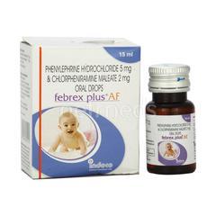 Febrex Plus AF Drops 15ml