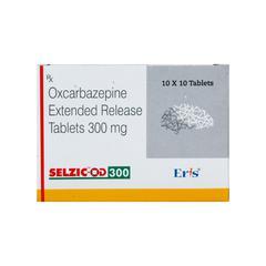 Selzic OD 300mg Tablet 10'S