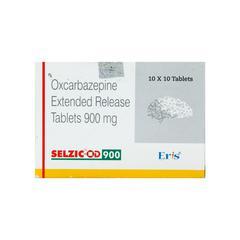 Selzic OD 900mg Tablet 10'S