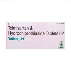 Telista H 40mg Tablet 15'S