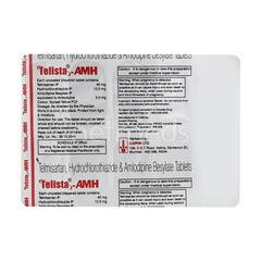 Telista Amh Tablet 10'S