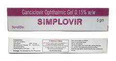 Simplovir Eye Gel 5gm