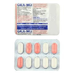 Gala MG1 Tablet 10'S