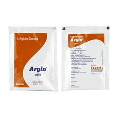 Argin Orange Flavour Sugar Free Sachet 5gm