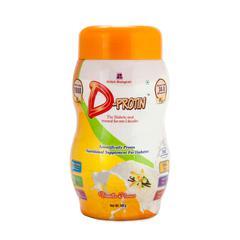 D Protin Vanilla Powder 500 gm