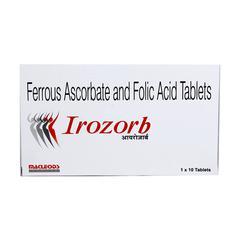 Irozorb Tablet 10'S